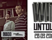 "GBC x The Upper Club ""Witten Untouchable"" Ticket Verlosung"