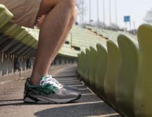 Asics Gel Kayano |Preview aus dem Münchner Olympiastadion
