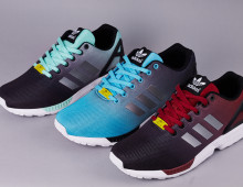 "Adidas ZX Flux ""Fade Pack"""