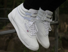 Reebok Classic Leather & Freestyle Hi