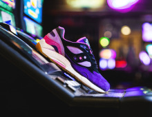 "Saucony x Feature ""The Barney"""