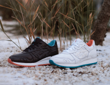 Asics Tiger Gel Lyte III Lux Gator / Ichiban Injection Release