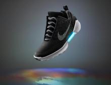 Nike Hyperadapt = Zukunft ?