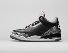 "Nike Air Jordan III ""Black Cement"""